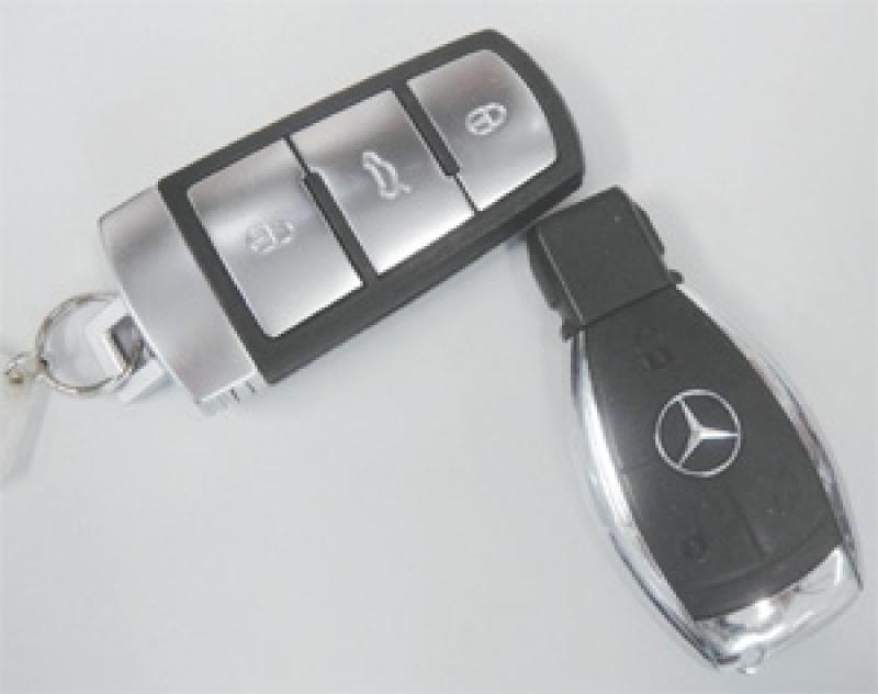Chave Codificada para Carro Lindóia - Chave de Carro Codificada