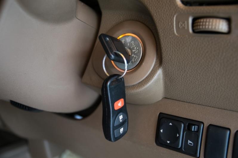 Chave de Carro Codificada Portão - Chave Codificada Carro