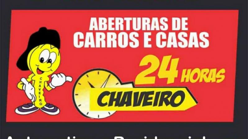 Chaveiro 24 Horas Mais Próximo Pinhais - Chaveiro 24h