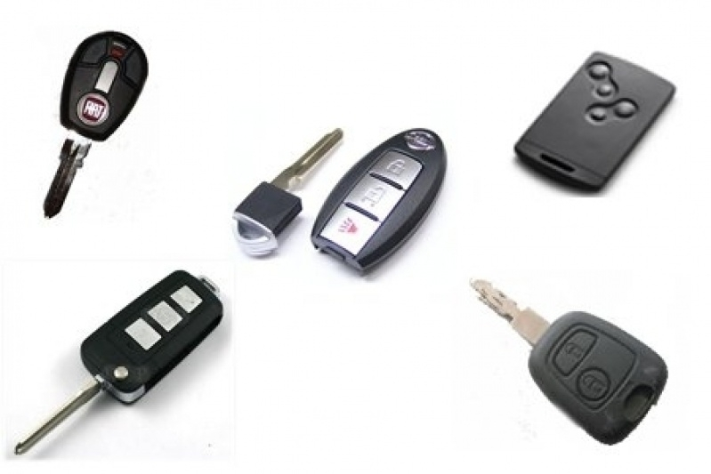 Custo para Chaveiro de Chave Codificada Sítio Cercado - Chaveiro Chave Codificada
