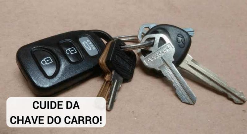 Fazer Chave para Carro Codificada Vila Izabel - Chave Codificada para Carro