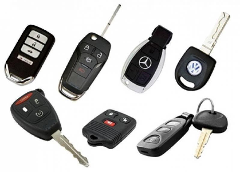 Onde Fazer Chave para Carro Codificada Boa Vista - Chave para Carro Tipo Codificada