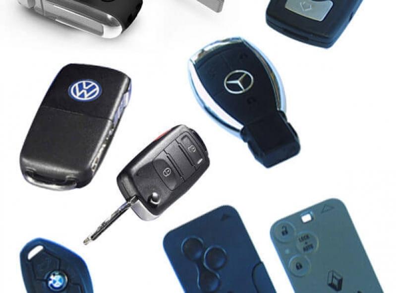 Orçamento para Chaveiro de Chave Codificada Umbará - Cópia de Chave Codificada